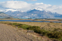 Argentinian Patagonia Royalty Free Stock Images