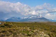 Argentinian Patagonia Royalty Free Stock Image