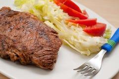 Argentinian roast beef Stock Image