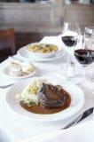 Argentinian Steak Stock Image