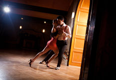 Free Argentinian Tango Dance Stock Photography - 97596002