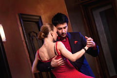 Argentinian Tango Dance Royalty Free Stock Photography