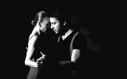 Argentinian Tango Dance Royalty Free Stock Images