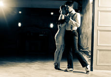 Argentinian Tango Dance Royalty Free Stock Image