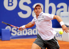 Argentinian tennis player Carlos Berlocq Royalty Free Stock Image