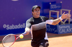 Argentinian tennis player Carlos Berlocq Stock Image