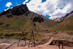 Argentinien Stockfotografie