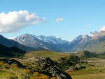 Argentinische Anden Stockbild