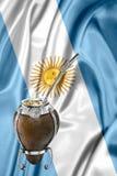Argentinisches mate1 stockbilder