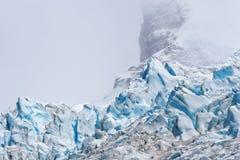 Argentino озера детали ледника Spegazzini, Патагония, Аргентина Стоковые Изображения