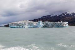 Argentino Jeziorny Lodowy blok Zdjęcia Royalty Free