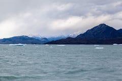 Argentino jezioro Zdjęcie Royalty Free