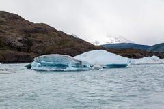 Argentino jezioro Zdjęcia Royalty Free