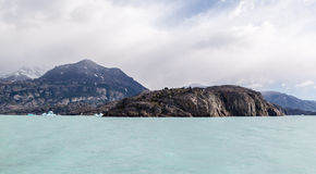 Argentino Lake Royaltyfri Fotografi