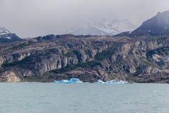 Argentino Lake Fotografia Stock Libera da Diritti