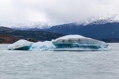 Argentino Lake fotos de archivo