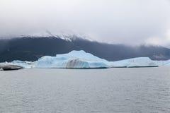 Argentino Lake imagen de archivo
