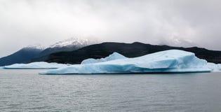 Argentino Lake Lizenzfreies Stockbild
