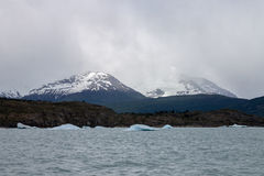 Argentino Lake Stock Photo