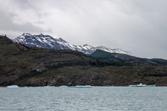 Argentino Lake Royalty Free Stock Image