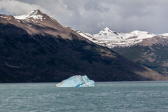 Argentino Lake Stock Photography