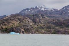 Argentino Lake Stock Image