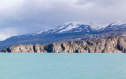 Argentino Lake Stock Images