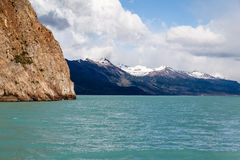Argentino Lake Royalty Free Stock Photo