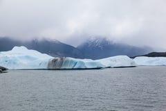 Argentino Lake royalty free stock images
