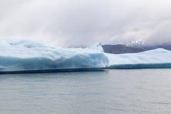 Argentino Lake Stock Photo