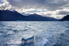 Argentino Lake El Calafate Argentina Royalty Free Stock Photos