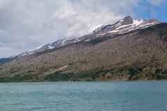 Argentino Lake El Calafate Argentina Royalty Free Stock Images