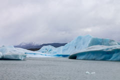 Argentino Lake Ice Block Royalty Free Stock Image
