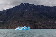 Argentino Lake Ice Block Royalty Free Stock Photos