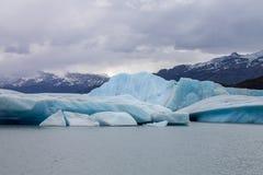 Argentino Lake Ice Block Stock Image