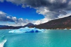 Argentino Lake, Patagonia, Argentina Stock Image