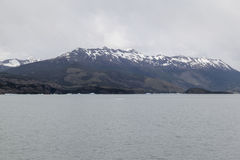Argentino Lake Patagonia Stock Photography