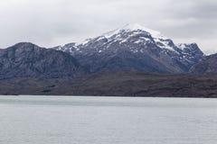 Argentino Lake Patagonia Royalty Free Stock Images