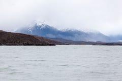Argentino Lake Patagonia Royalty Free Stock Photography