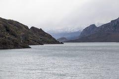 Argentino Lake Patagonia Royalty Free Stock Photos