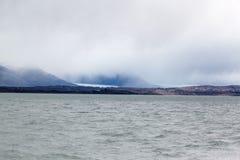 Argentino Lake Patagonia Royalty Free Stock Photo