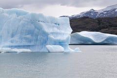 Argentino Lake Upsala Glacier Royaltyfria Bilder