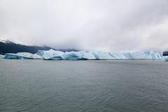 Argentino Lake Upsala Glacier Image stock