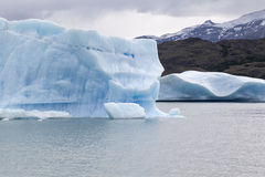 Argentino Lake Upsala Glacier Royalty Free Stock Images