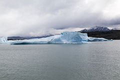 Argentino Lake Upsala Glacier Royalty Free Stock Photography