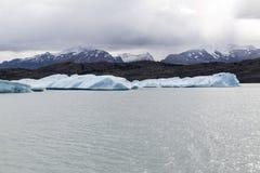 Argentino Lake Upsala Glacier Royalty Free Stock Images