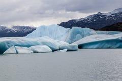 Argentino Lake Upsala Glacier Stock Photography