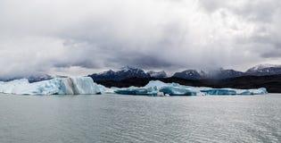 Argentino Lake Upsala Glacier Royalty Free Stock Image