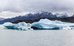 Argentino Lake Upsala Glacier Stock Images