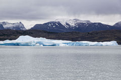 Argentino Lake Upsala Glacier Royalty Free Stock Photo